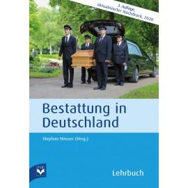 Bestattung in Deutschland-Lehrbuch 2020