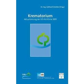 Krematorium - Aktualisierung der VDI-Richtlinie 3891